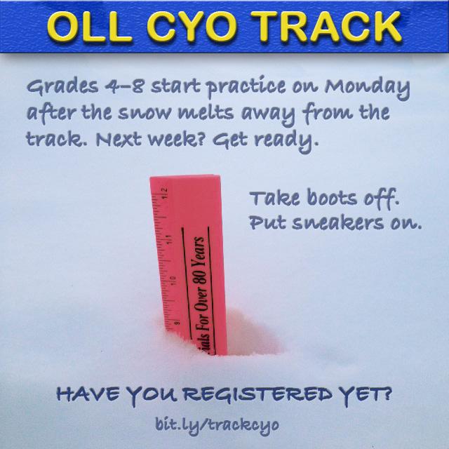 cyo track invitation 2015