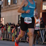 Jan Kasal running chicago marathon